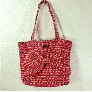 Kate Spade Piñata Tote Bag with bow